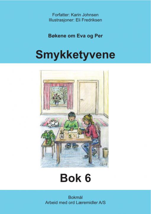Eva og Per - Bok 6 - smykketyvene