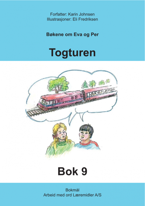 Eva og Per - Bok 9 - togturent