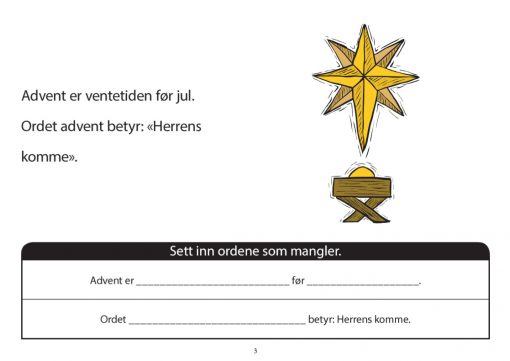 Helhetslesing - A - Advent - Side 3