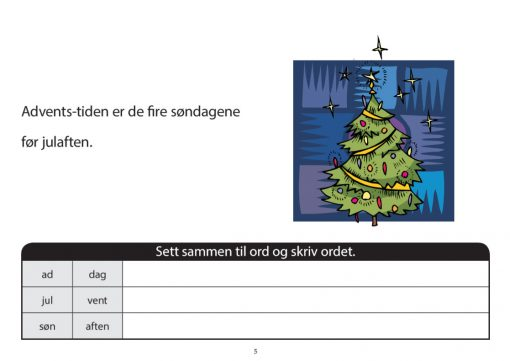 Helhetslesing - A - Advent - Side 5