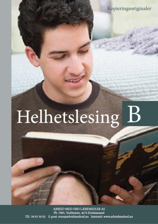 Helhetslesing - B