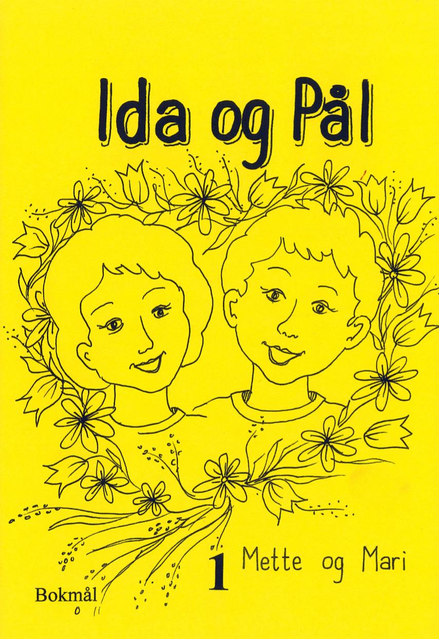 Ida og Pål - 1 - Bokmål