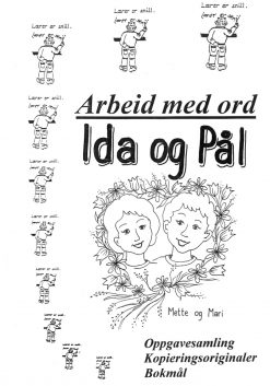 Ida og Pål - Oppgavesamling - Bokmål