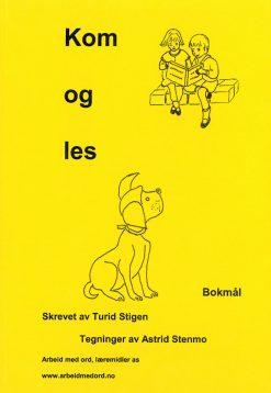 Kom og les - Hund - Bokmål