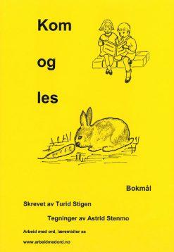 Kom og les - Kanin - Bokmål