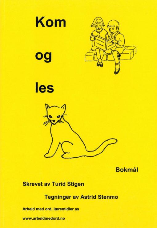 Kom og les - Katt - Bokmål