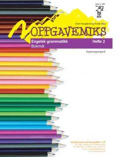 Oppgavemiks - Engelsk - Grammatikk 2 - Bokmål