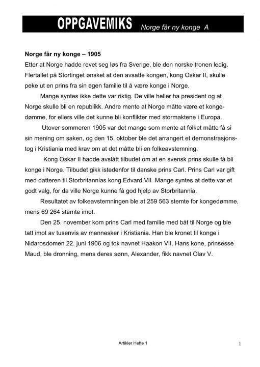 Oppgavemiks - Norsk - Artikler_9