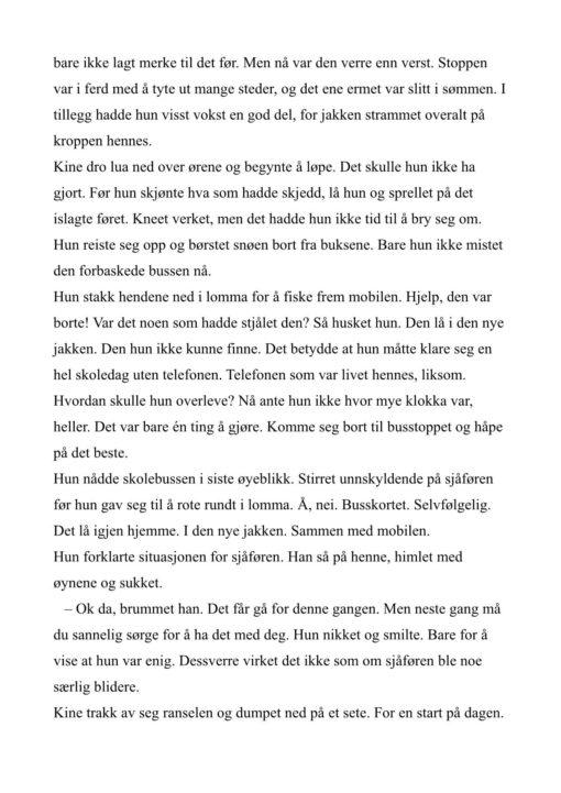 Sirkelserien - Bok 5 - Bokmål