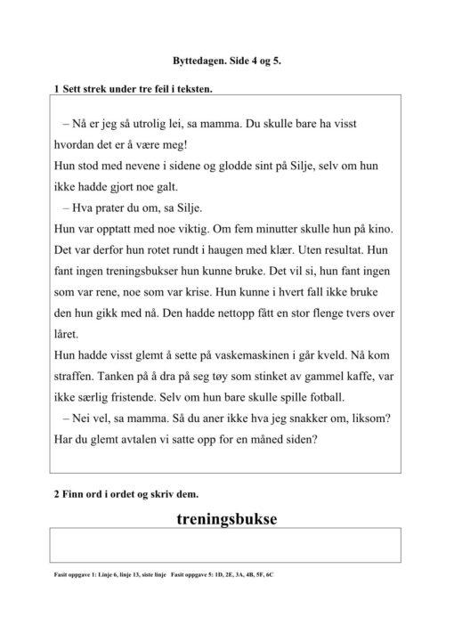 Sirkelserien - Oppgavesamling 2 - Bok 7