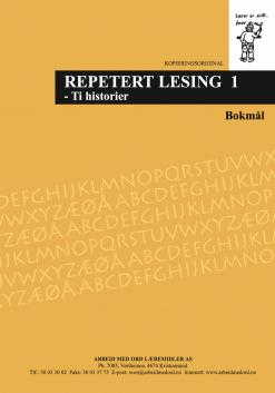 Repetert lesing 1 - Bokmål