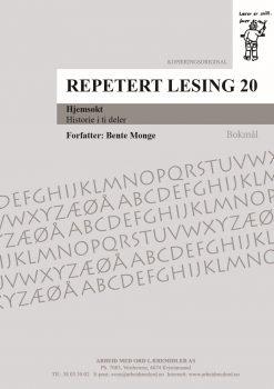 Repetert lesing 20 - Bokmål