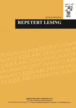 Repetert lesing 1-3