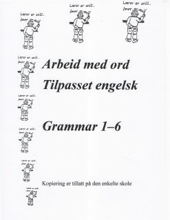 Grammar 1-6 forsiden