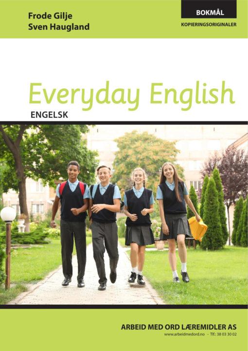 Forsiden av Everyday English - Sett - Bokmål